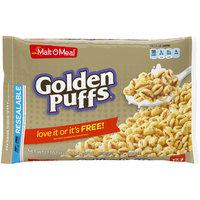 Malt-O-Meal® Golden Puffs® Cereal 17.7 oz. ZIP-PAK®