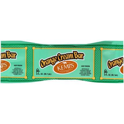 Kemps® Orange Cream Bar 3 fl. oz. Wrapper