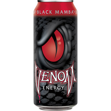 Venom Black Mamba Energy Drink, 16 Fl Oz Can