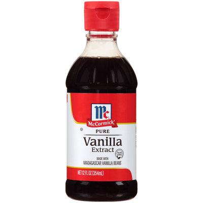 McCormick® Pure Vanilla Extract 12 fl. oz. Bottle