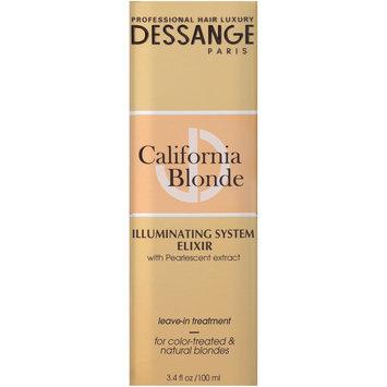 Dessange Paris California Blonde Illuminating System Elixir Leave-In Treatment 3.4 fl. oz. Box