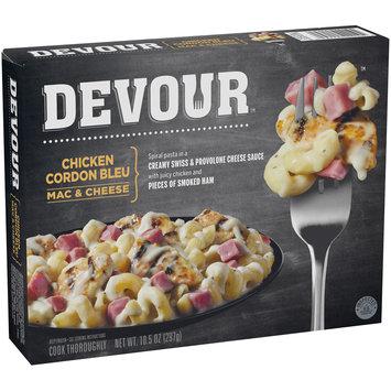 Devour™ Chicken Cordon Bleu Mac & Cheese 10.5 oz. Box