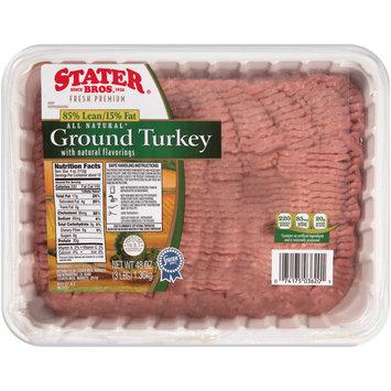 Stater Bros® Ground Turkey 48 oz. Tray