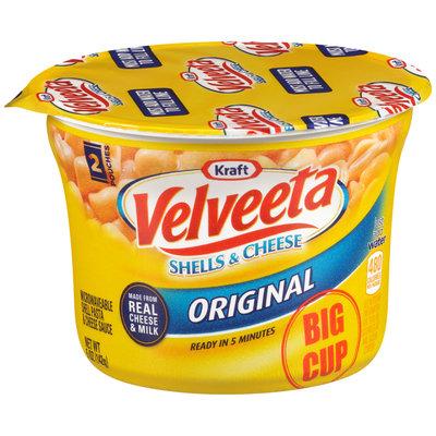 Kraft Velveeta Original Shells & Cheese 5 oz. Microcup