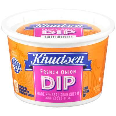 Knudsen French Onion Dip 16 oz. Tub
