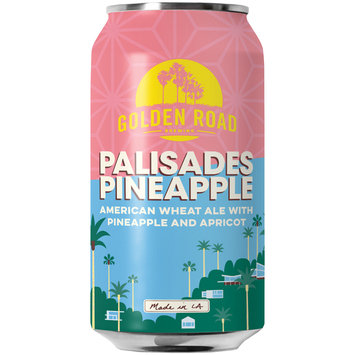 Golden Road Brewing Palisades Pineapple Beer 12 fl. oz. Can
