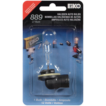 EiKO® 889 Halogen Replacement Bulb Carded Pack