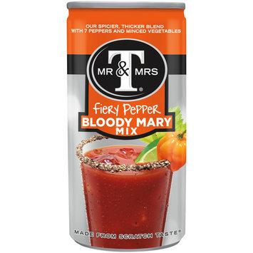 mr & mrs T® Fiery Pepper Bloody Mary Mix