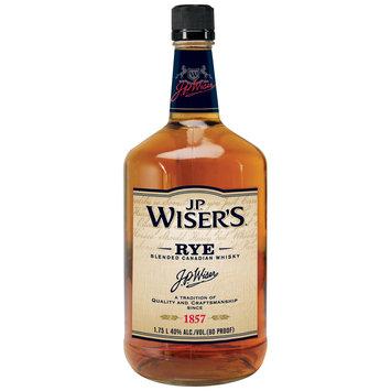J.P. Wiser's Whisky Canada Rye US 1.75L Bottle