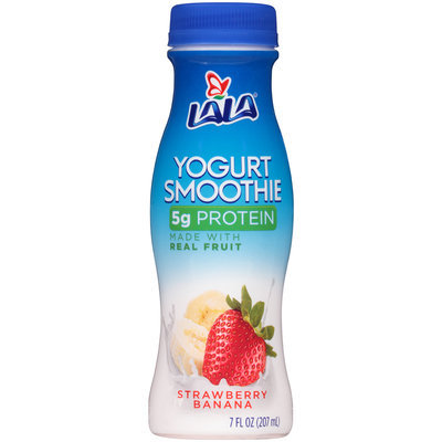 LALA® Strawberry Banana Yogurt Smoothie