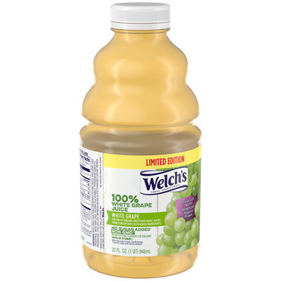 Welch's® 100% White Grape Juice