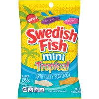 Swedish Fish® Mini Tropical Candy 8 oz. Bag