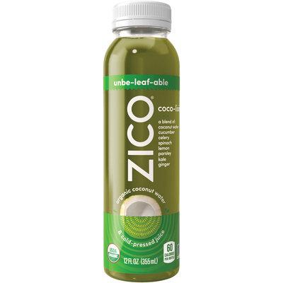 Zico® Coco-Lixing Unbe-Leaf-Able Juice Blend 12 fl. oz. Bottle