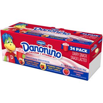Danone® Dan-O-Nino Dairy Snack 24-1.48 oz. Cups