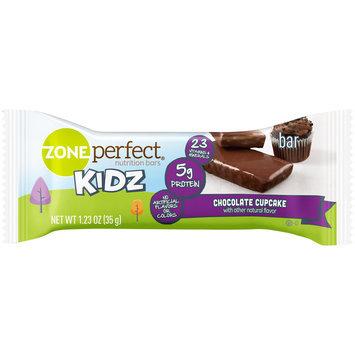 Zone Perfect® Kidz Chocolate Cupcake Nutrition Bars 1.23 oz. Wrapper