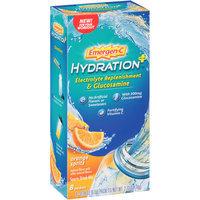 Emergen-C® Orange Spritz Hydration + Electrolyte Replenishment Sports Drink Mix 8-0.34 oz. Packets