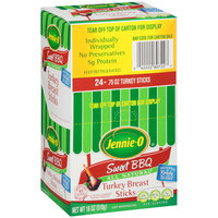 Jennie-O® Sweet BBQ Turkey Breast Stick 0.75 oz. Stick