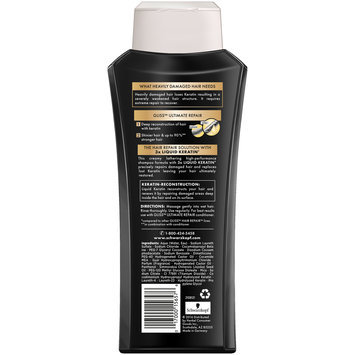 Schwarzkopf Gliss™ Hair Repair™ with Liquid Keratin Ultimate Repair Shampoo