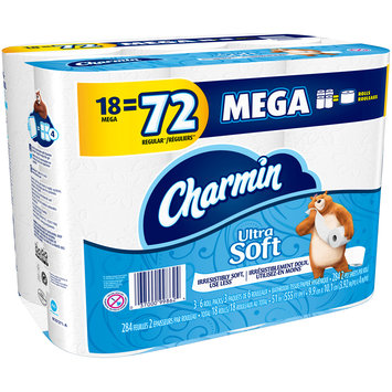 Charmin® Ultra Soft™ Mega Roll
