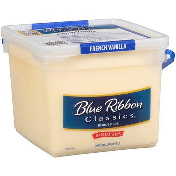 Blue Ribbon Classics® by Blue Bunny® French Vanilla Ice Cream 1 gal. Tub