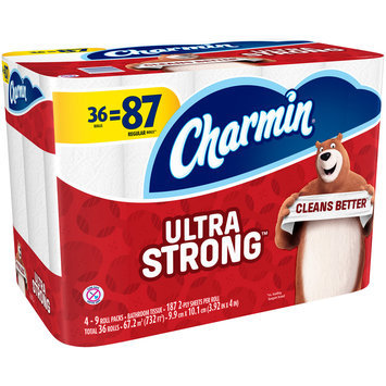 Charmin® Ultra Strong™ Toilet Paper