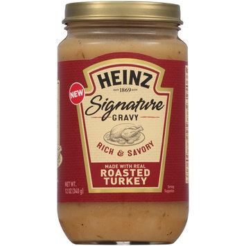 Heinz® Signature Roasted Turkey Gravy