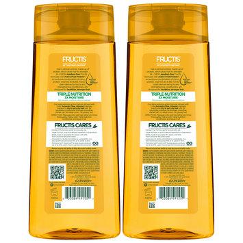Garnier® Fructis® Triple Nutrition Shampoo 2-22 fl. oz. Bottles