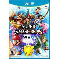 Nintendo Super Smash Bros Wii U (Email Delivery)