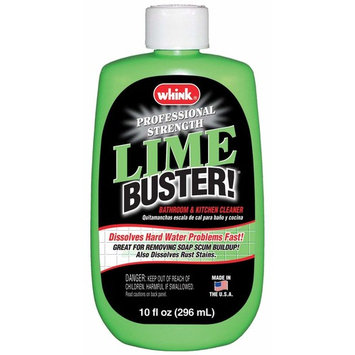 Whink Lime Buster Bathroom and Kitchen Cleaner, 3 Count, 10 Ounce