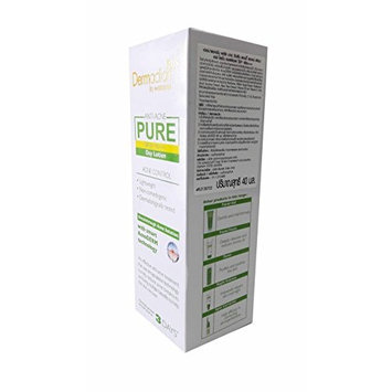 Dermaction Plus by Watsons Anti-Acne Pure Day Lotion SPF 50+ PA+++. Acne Control. Breakthrough Acne Solution. (40 ml/pack).