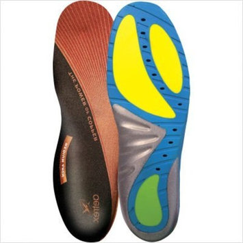 Men's Copper Medium Arch Orthotics from Aetrex - One Color 9