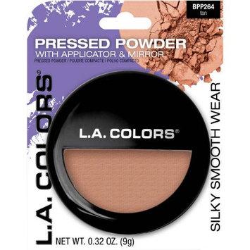 Beauty 21 Cosmetics, Inc. L.A. Colors Economy Pressed Powder, BPP264 Tan, 0.32 oz