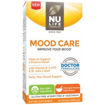 Mood Care (60 Veggie Caps) by Nu Life at the Vitamin Shoppe