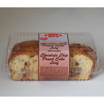 Sweet City Chocolate Chip Pound Cake