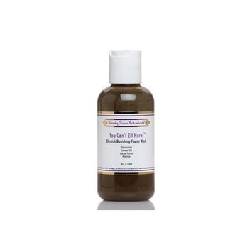You Can't Zit Here! Blemish Banishing Foamy Wash 4 oz by Simply Divine Botanicals