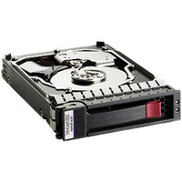 Hewlett Packard HP 450GB Hard Drive - SAS - 15000 rpm - Hot Swappable