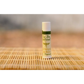 Bee Natural The Best All Natural Lip Balm- Peppermint