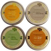 Heavenly Tea Inc. Heavenly Tea Leaves Flavored Black Tea Sampler, 4 Count