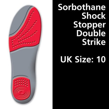 Complete Care Shop Sorbothane Double Strike Insoles Size 8