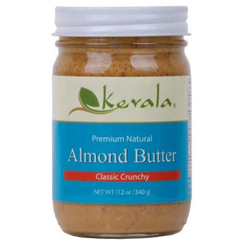 Kevala Almond Butter Crunchy, 3 Count