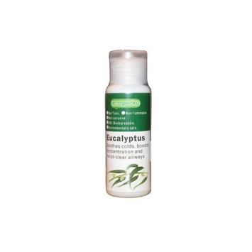 Unilution Inc Unilution 75002-Eucalyptus Aroma Oil for Air Revitalizer