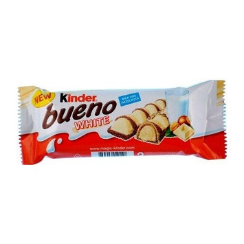 Kinder Bueno WHITE, CASE, (39gx30)-WHITE
