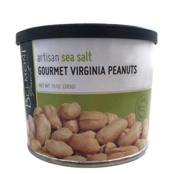 Belmont Peanuts Artisan Gourmet Virginia Peanuts (Sea Salt, 10 oz)