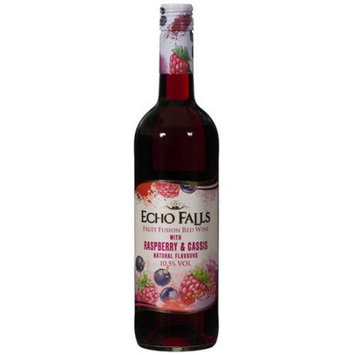 Echo Falls Blackberry, Raspberry & Casis Fusion Red Wine, 750 mL
