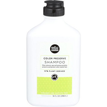 Whole Foods Market Color Preserve Shampoo, 10 fl oz