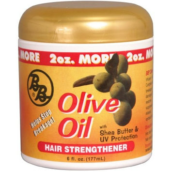 BB Olive Oil Hairdress 6 oz. (Pack of 6)