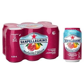 San Pellegrino Pomegranate & Orange 6 x 330ml