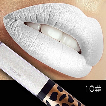 Lip Gloss DEESEE(TM) 6.5ml Fashion Women Make Up Accessories Natural Pearly Lasting Lip Gloss Party