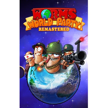 Team17 Worms World Party Remastered (PC)(Digital Download)