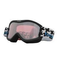 *Bolle Goggles 21301 Matte Black Cross Gun Volt Plus